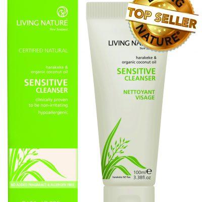 Living Nature Sensitive Cleanser